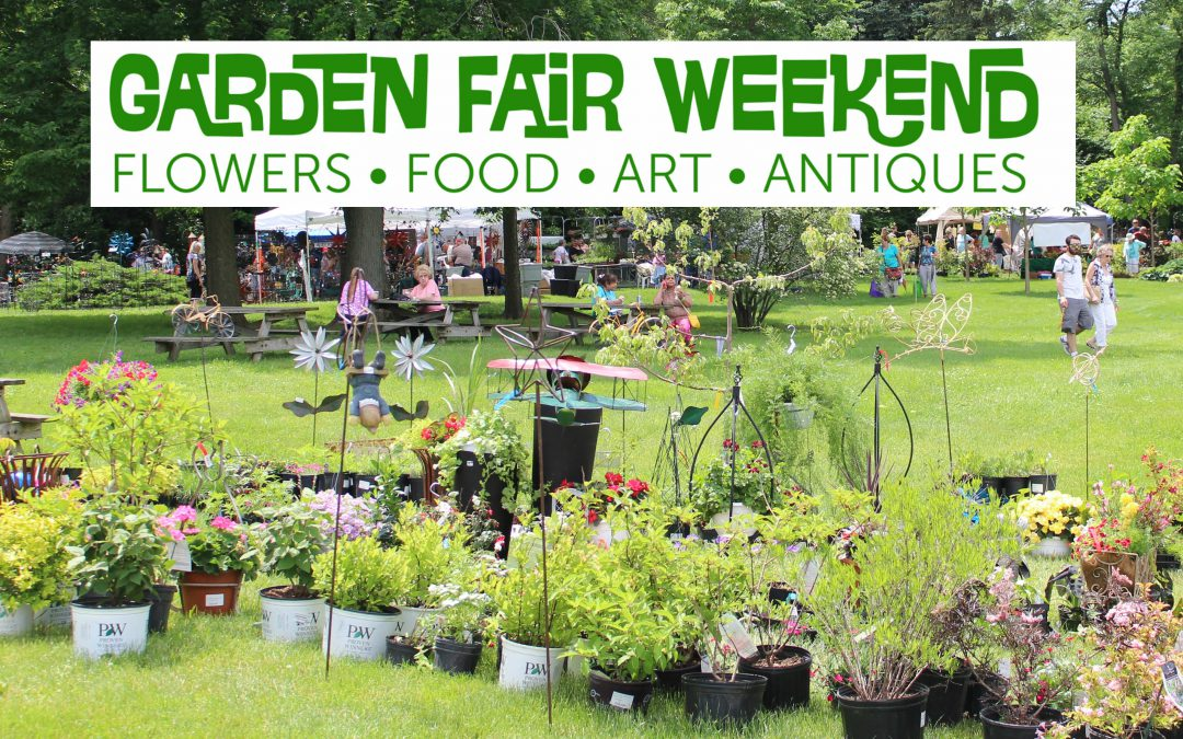 Garden Fair Weekend