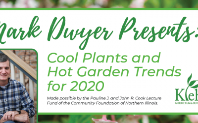Mark Dwyer Presents: Cool Plants and Hot Garden Trends for 2020!