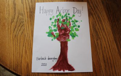 Arbor Day Family Tree